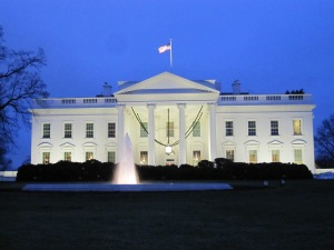 white house flickr by Tom Lohdan