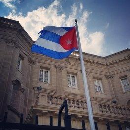 Kubanische Botschaft Washington, DC Quelle FNF