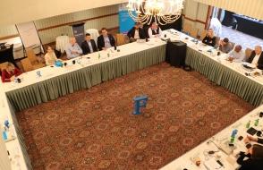 Teilnehmer der Transatlantik Konferenz. (Quelle: FNF)